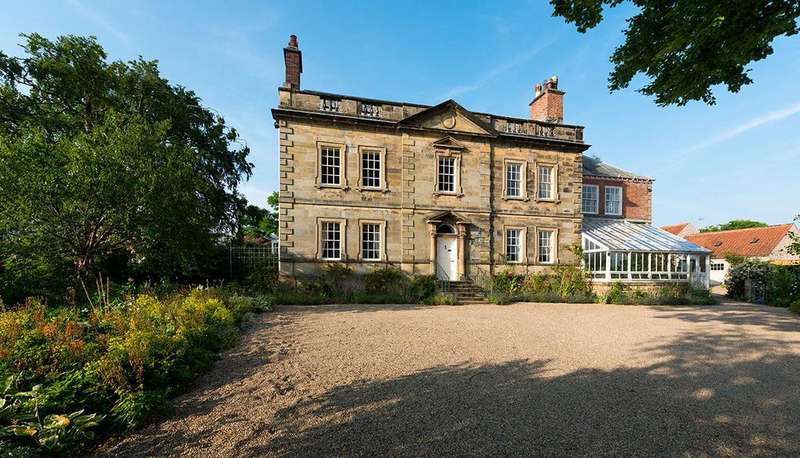 6 Bedrooms Detached House for sale in Middleton, Pickering, North Yorkshire, YO18