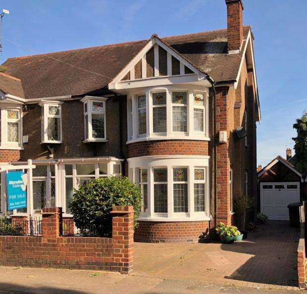 3 Bedrooms Semi Detached House for sale in Momus Boulevard Poets Corner Coventry