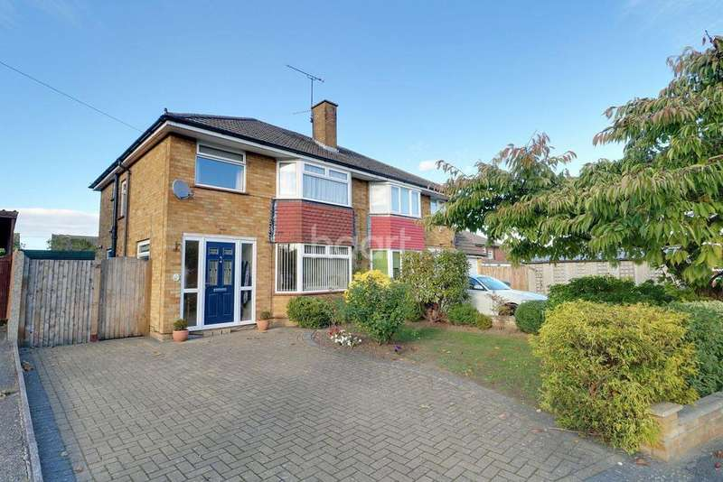 3 Bedrooms Semi Detached House for sale in West Heath Road, Farnborough