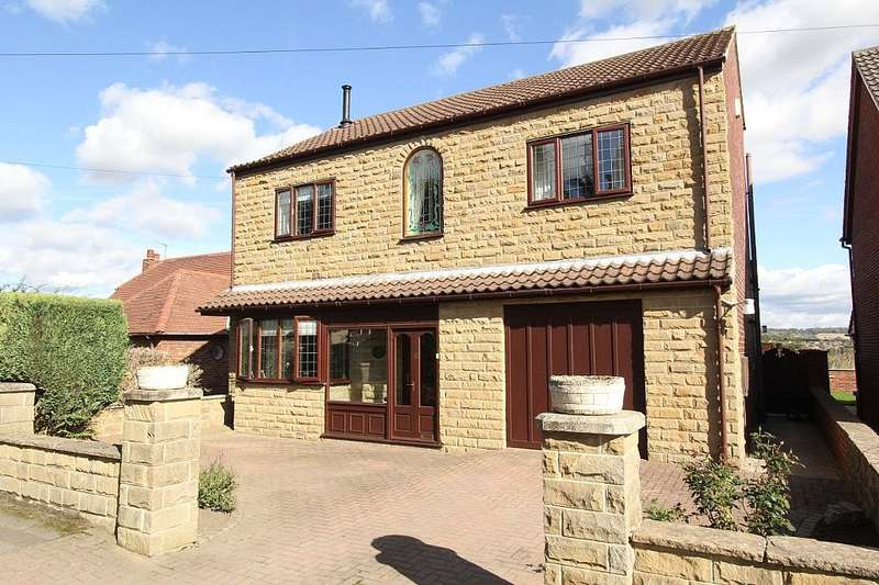 3 Bedrooms Detached House for sale in Manor Lane, Adwick-upon-Dearne, Mexborough, South Yorkshire, S64 0NN