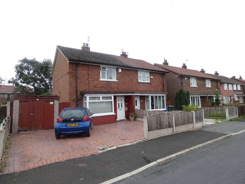 2 Bedrooms Semi Detached House for sale in Yew Street, Manchester, Greater Manchester, M34