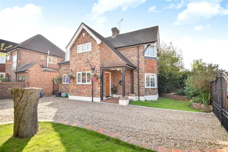 3 Bedrooms Detached House for sale in Morelle, Orchard View, Uxbridge, Middlesex, UB8
