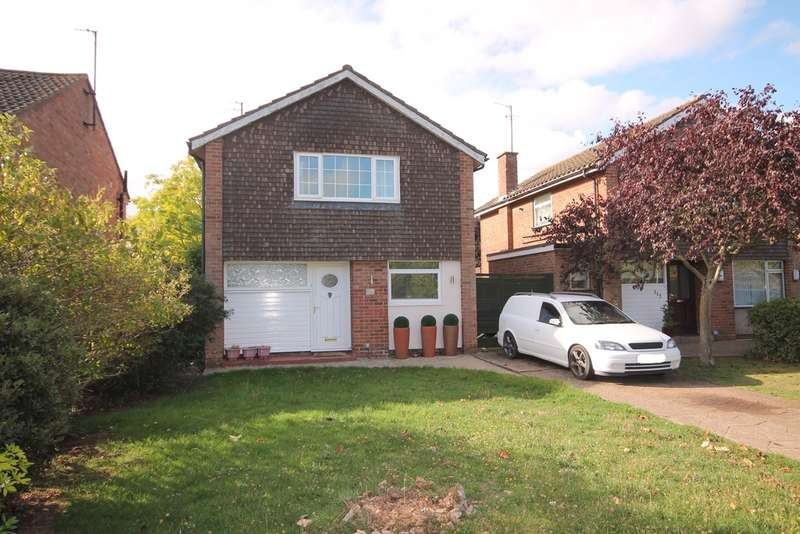 3 Bedrooms Detached House for sale in Chiltern Avenue, Putnoe, MK41