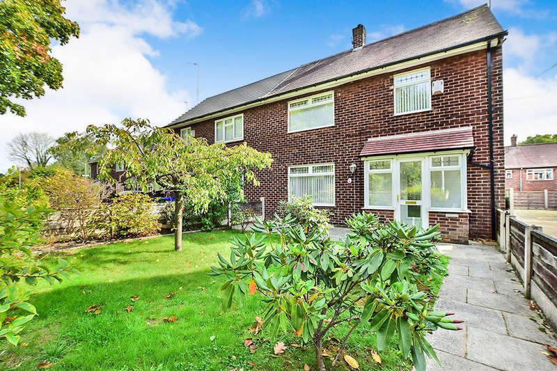 3 Bedrooms Semi Detached House for sale in Blackcarr Road, Manchester, M23