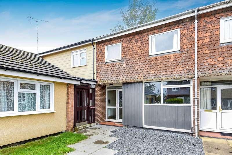 3 Bedrooms Terraced House for sale in Gairn Close, Tilehurst, Reading, Berkshire, RG30
