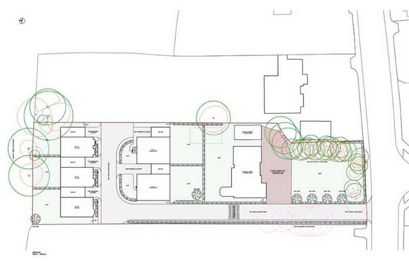 Land Commercial for sale in West Coker Road, Yeovil, Somerset, BA20