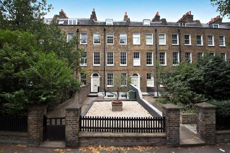5 Bedrooms Terraced House for sale in Kennington Road, Kennington