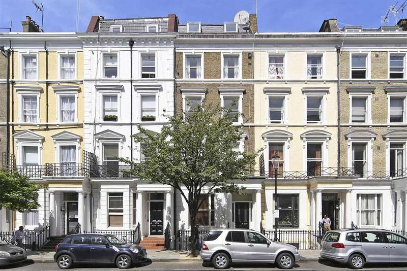 2 Bedrooms Flat for sale in Collingham Place, SW5