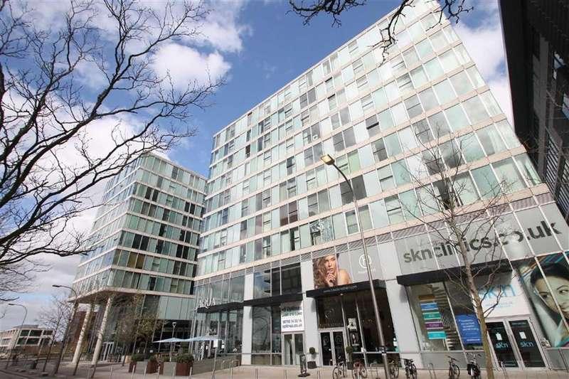 2 Bedrooms Apartment Flat for sale in Brooklyn House, Milton Keynes, Central Milton Keynes