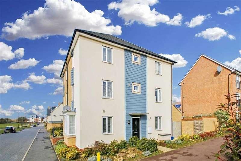 4 Bedrooms Semi Detached House for sale in Carter Grove, Wolverton, Milton Keynes