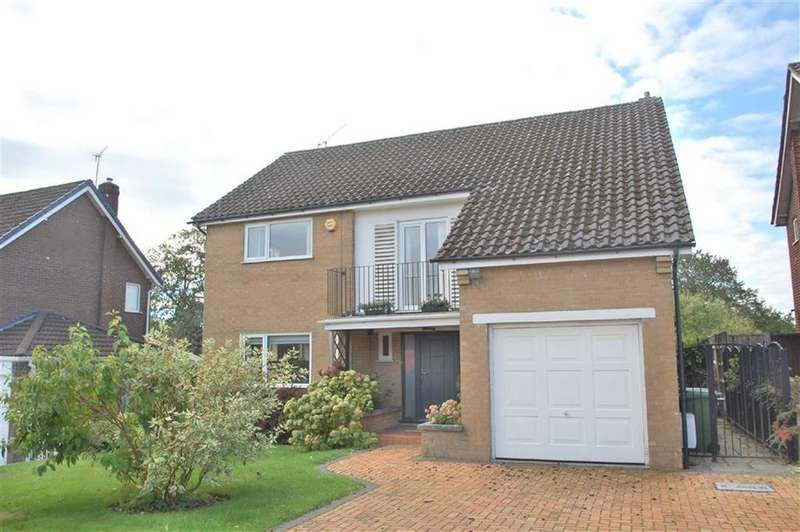 4 Bedrooms Detached House for sale in Valley Drive, Handforth