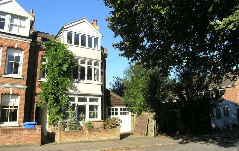 5 Bedrooms End Of Terrace House for sale in Cautley Road, Southwold