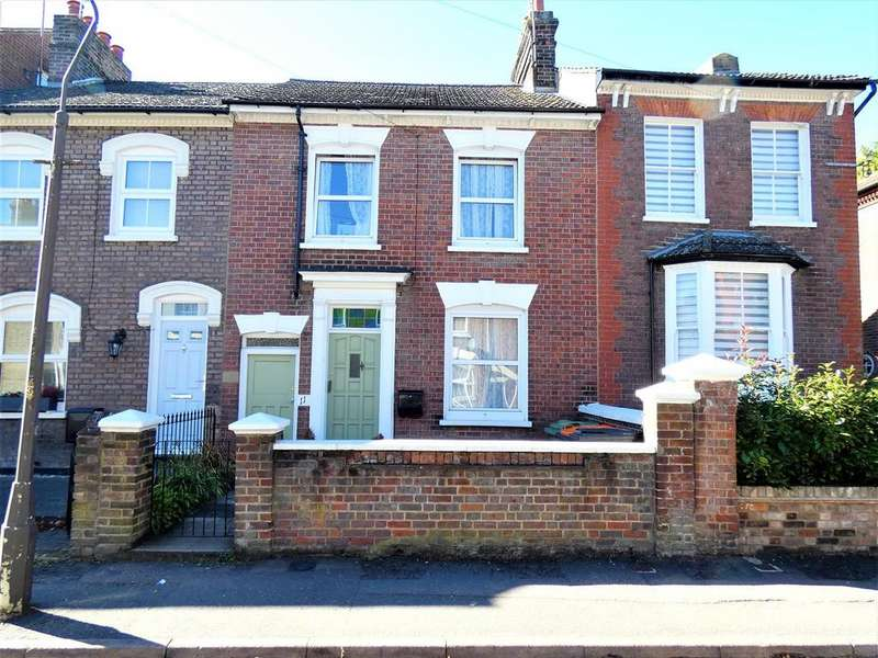2 Bedrooms Terraced House for sale in Victoria Street, Dunstable