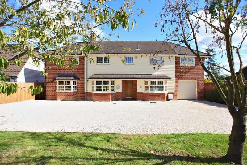 5 Bedrooms Detached House for sale in Witham Road, Black Notley, CM77 8NQ