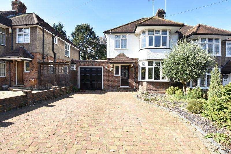 3 Bedrooms Semi Detached House for sale in Cutenhoe Road, Luton