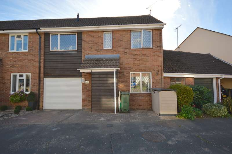 3 Bedrooms End Of Terrace House for sale in Barwell Way, Witham, CM8