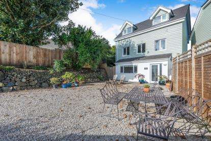 4 Bedrooms Detached House for sale in Ayr, St Ives, Cornwall