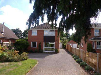 4 Bedrooms Detached House for sale in Ashurst, Southampton, Hants