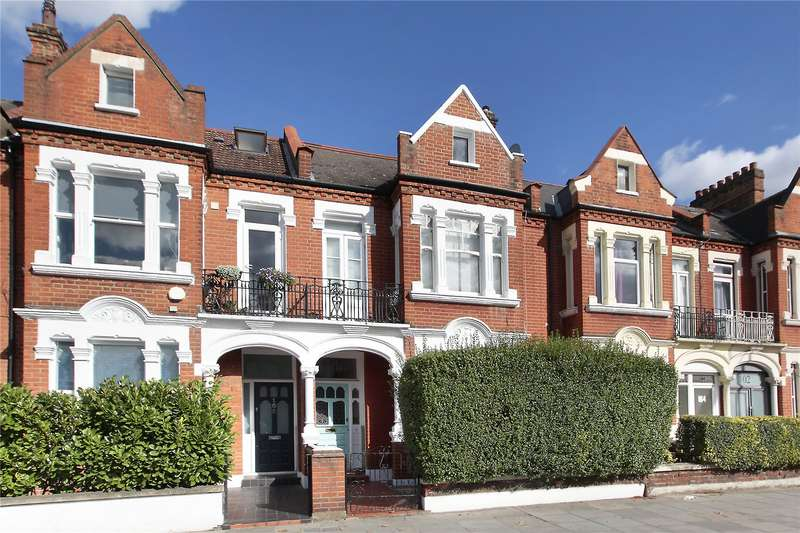 4 Bedrooms Terraced House for sale in Trinity Road, Tooting, London, SW17