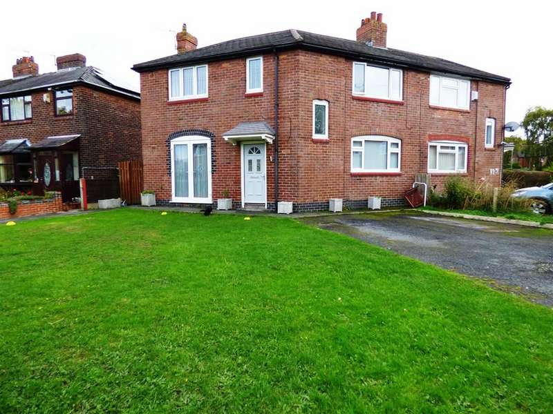3 Bedrooms Semi Detached House for sale in Tarvin Avenue, Withington, Manchester, M20