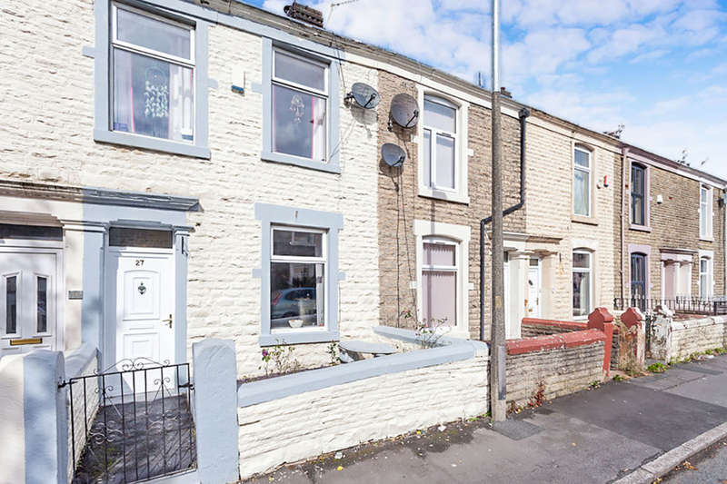 3 Bedrooms Property for sale in London Terrace, Darwen, BB3
