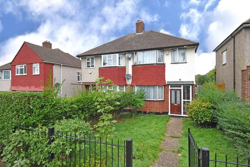 3 Bedrooms Terraced House for sale in Brockman Rise BR1