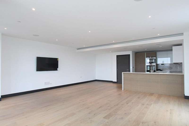 3 Bedrooms Apartment Flat for sale in Lancaster House, Souvereign Court, Hammersmith, W6