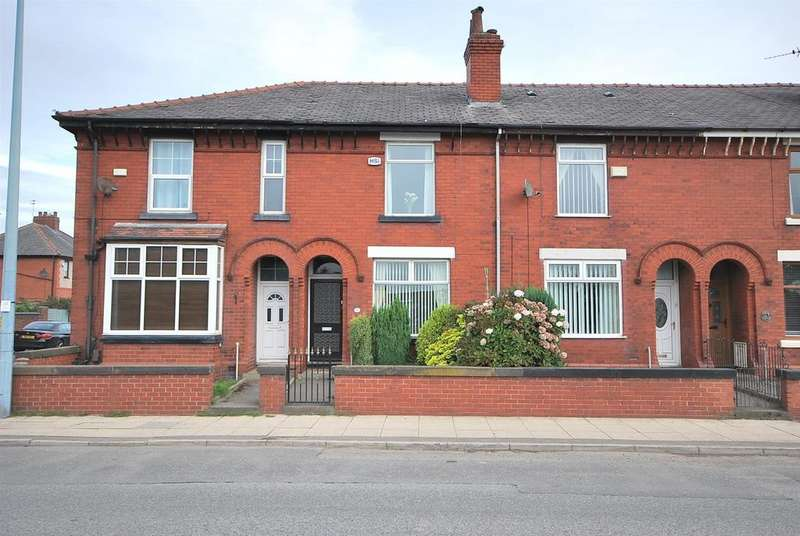 2 Bedrooms Terraced House for sale in Manchester Road West, Little Hulton, Manchester
