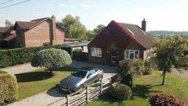 3 Bedrooms Detached House for sale in Northwood Green, Westbury-on-severn