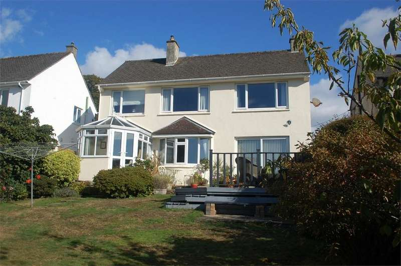 4 Bedrooms Detached House for sale in Eastbourne Close, St Austell, Cornwall