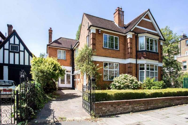 5 Bedrooms Detached House for sale in Ashworth Road, Maida Vale, London
