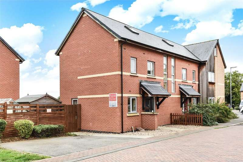 3 Bedrooms Semi Detached House for sale in Furlong Way, Sleaford, NG34