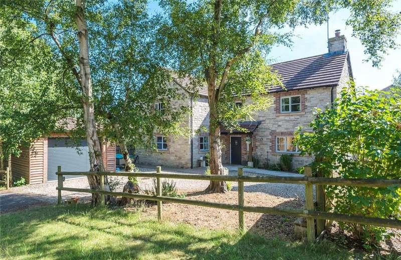 4 Bedrooms Detached House for sale in Broadmayne, Dorchester, Dorset