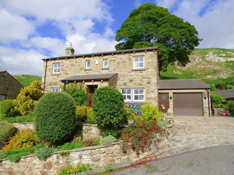 3 Bedrooms Detached House for sale in The Ridings, Settle