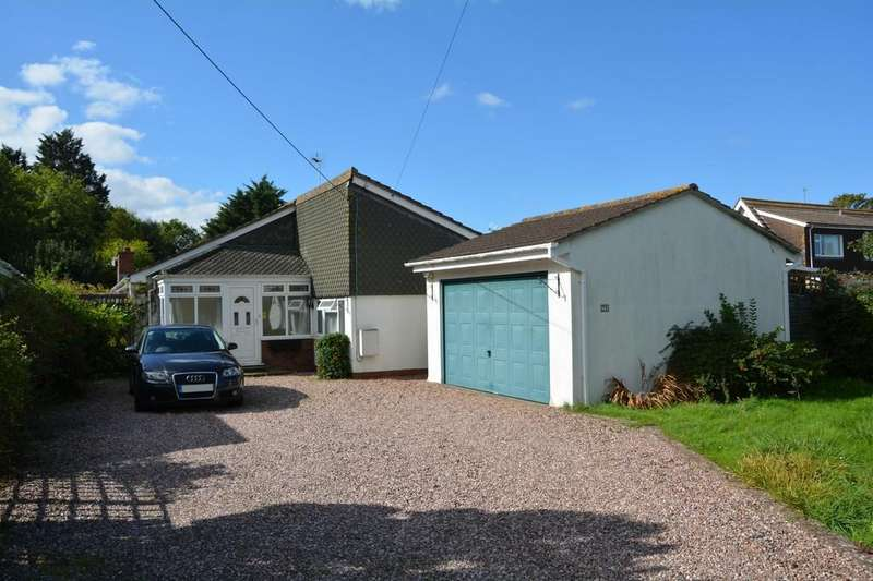 4 Bedrooms Detached Bungalow for sale in Elm Tree Road, Weston-super-Mare