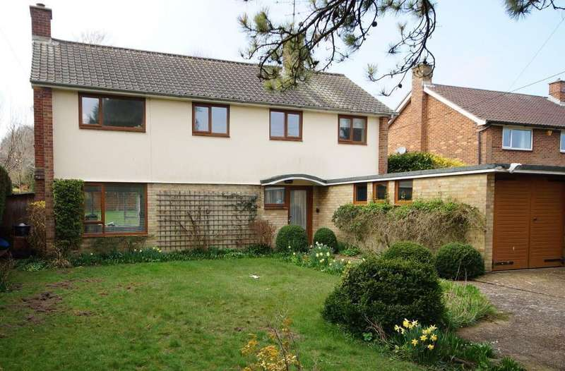 3 Bedrooms Detached House for sale in Maudlin Lane, Bramber, West Sussex, BN44 3PR
