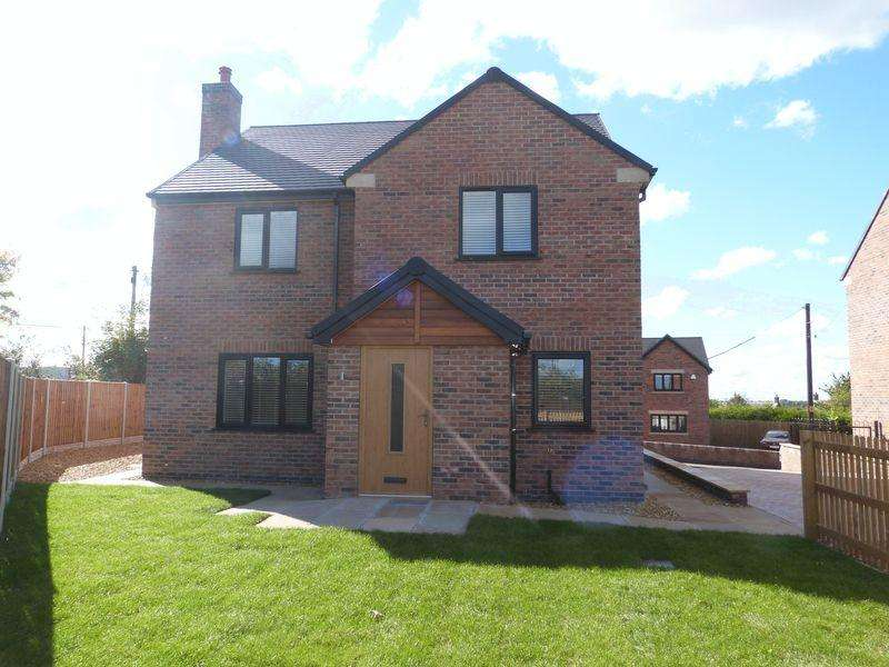 4 Bedrooms Detached House for sale in Buxton Road, Congleton