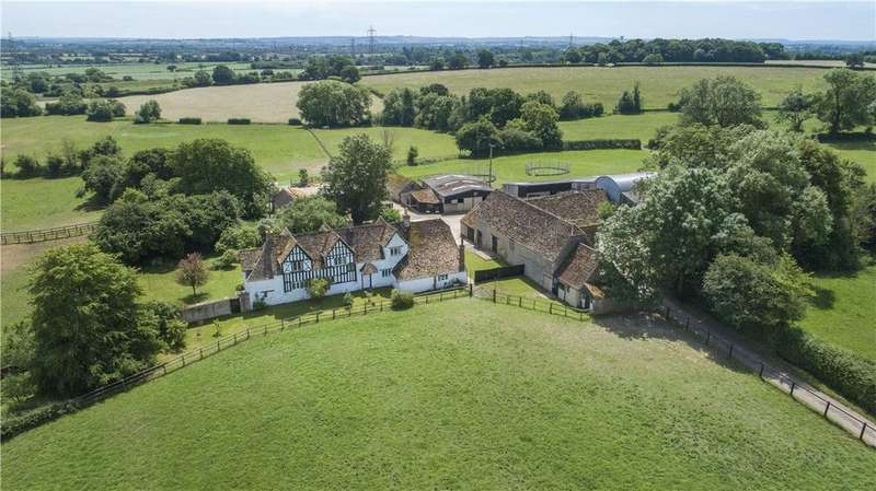 4 Bedrooms Equestrian Facility Character Property for sale in Wick Lane, Lacock, Chippenham, Wiltshire, SN15