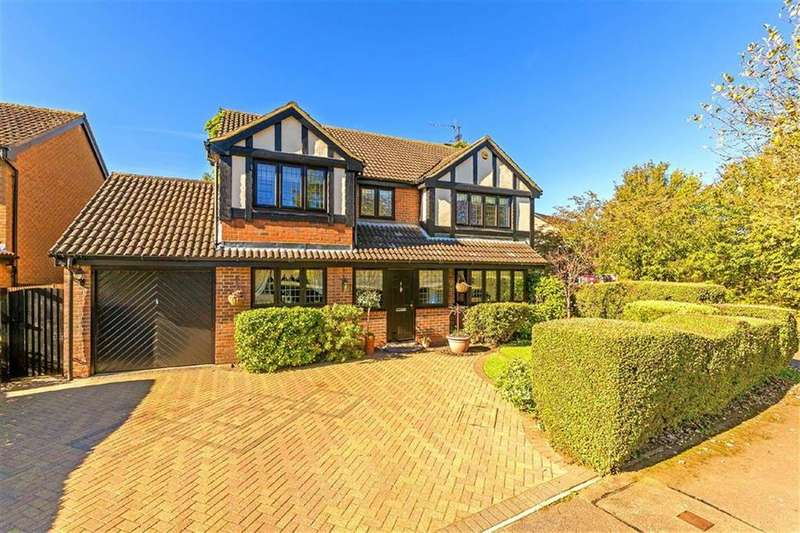 5 Bedrooms Detached House for sale in Wyton, Welwyn Garden City