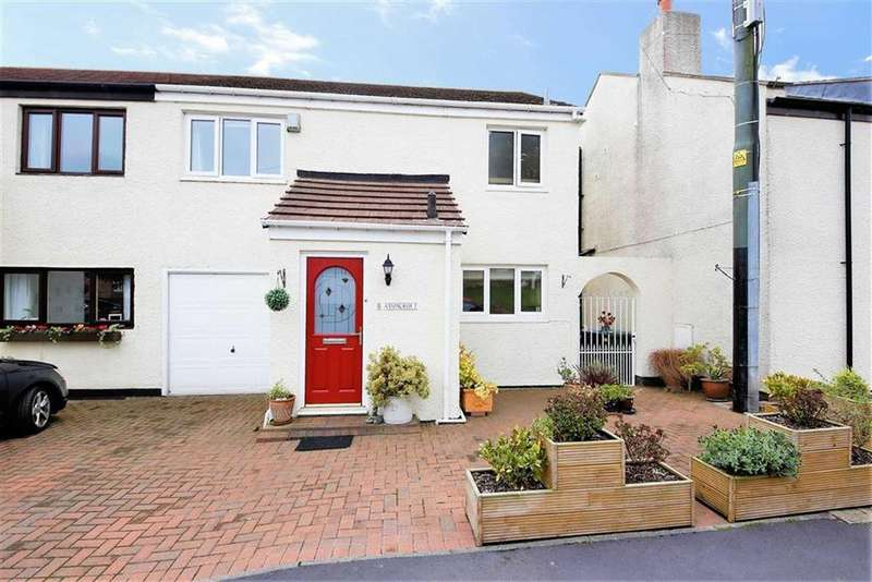 3 Bedrooms Semi Detached House for sale in Avoncroft Close, Seaton, Seaham, SR7