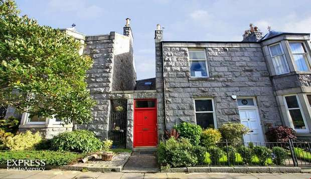 3 Bedrooms Semi Detached House for sale in Whitehall Road, Aberdeen