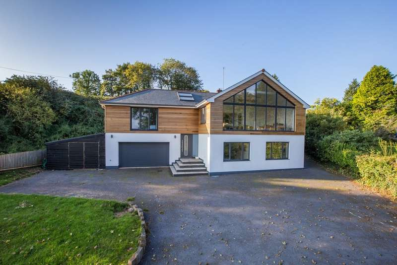 5 Bedrooms Detached House for sale in Ipplepen Road, Marldon