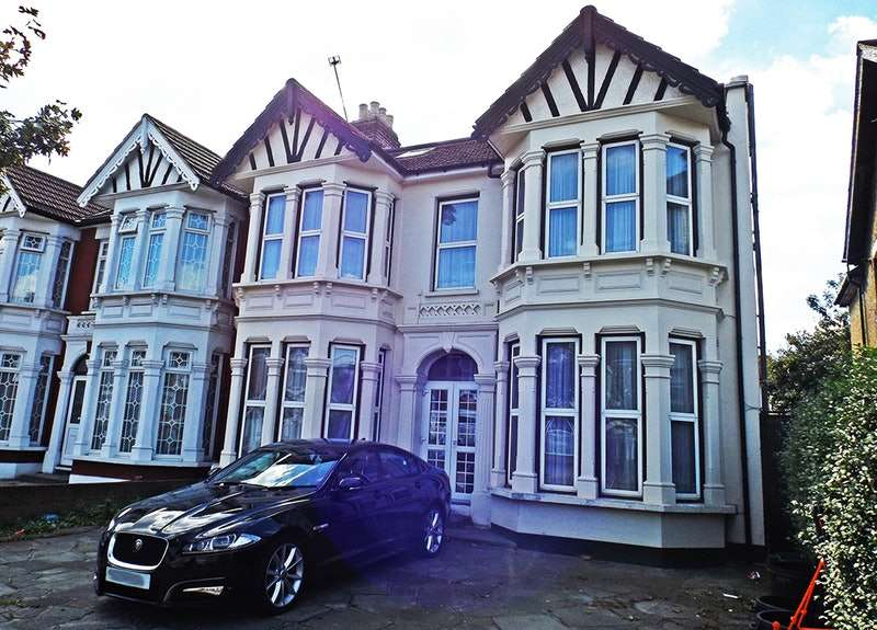 7 Bedrooms Semi Detached House for sale in The Drive, Ilford, London, IG1