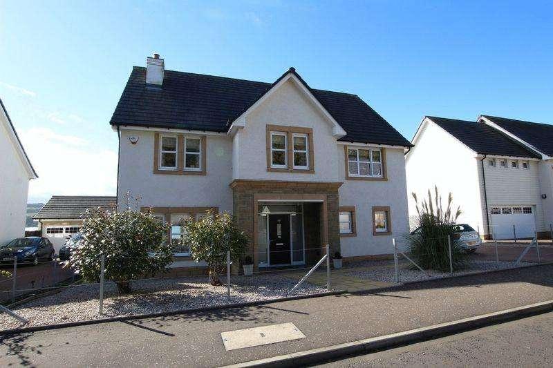 5 Bedrooms Detached Villa House for sale in Helenslee Road, Dumbarton