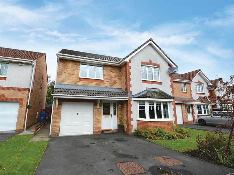 4 Bedrooms Detached Villa House for sale in 23 Heritage Park, West Kilbride, KA23 9GD