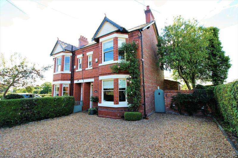 3 Bedrooms Unique Property for sale in Townfield Lane, Mollington, Chester