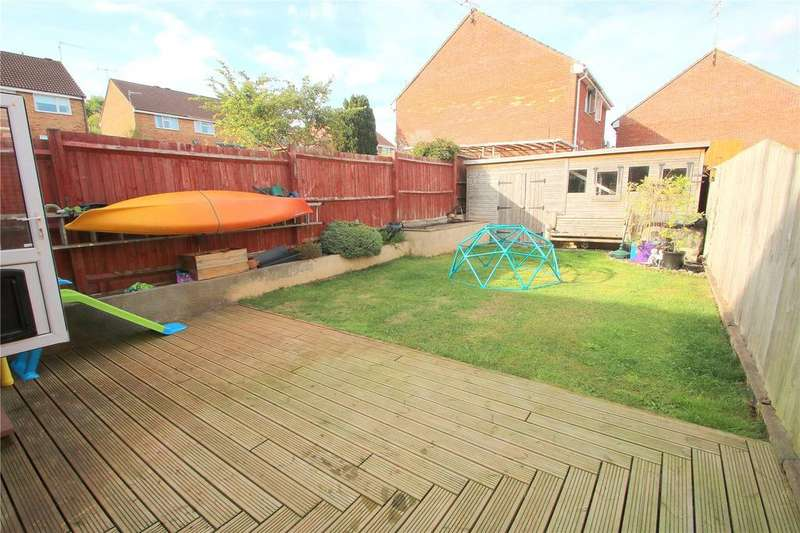 3 Bedrooms Semi Detached House for sale in Peart Drive, Highridge, Bristol, BS13