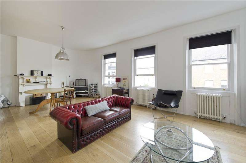 3 Bedrooms Flat for sale in All Saints Road, Notting Hill W11