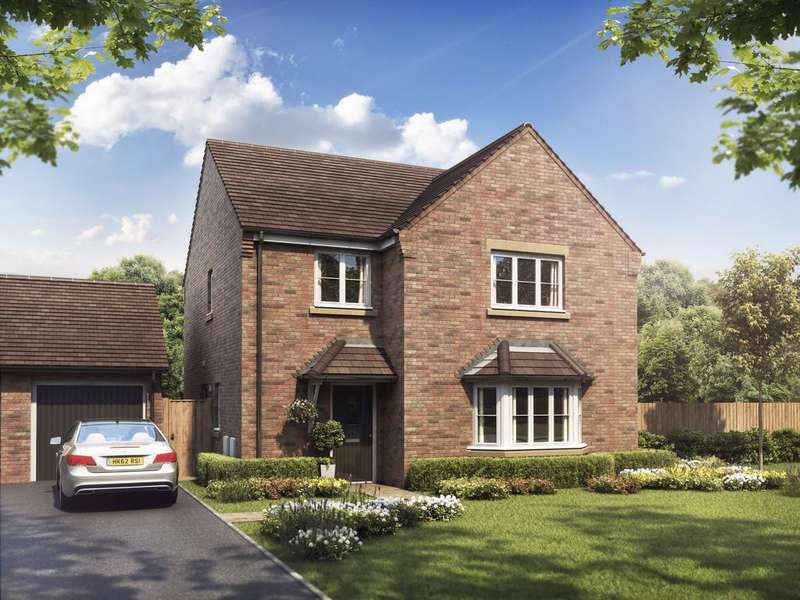 4 Bedrooms Detached House for sale in Coaley, Dursley