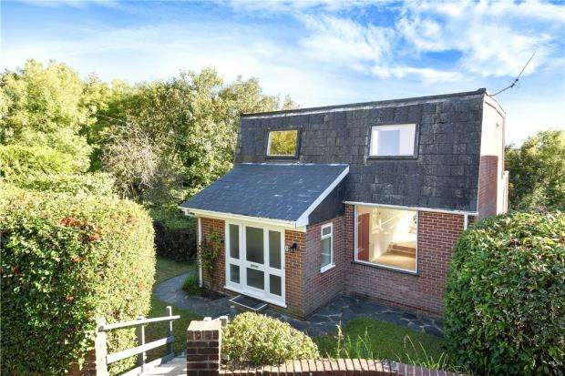 4 Bedrooms Detached House for sale in Highmount Close, Winchester, Hampshire